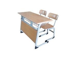 钢木结构课桌椅