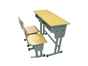 双人简易课桌椅